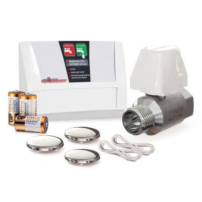 Система защиты от протечек Аквасторож Классика PRO 1*25 (3 датчика)