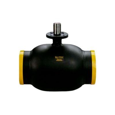 Кран шаровой Broen Балломакс сварка/сварка с ИСО-фланцем, КШТ 61.302.400.Б