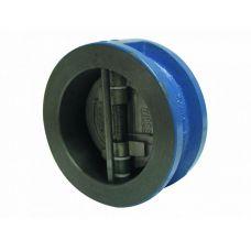 Клапан обратный Genebre 2401 межфланцевый двухстворчатый