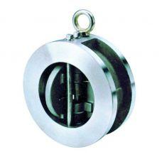 Клапан обратный Genebre 2402 межфланцевый двухстворчатый