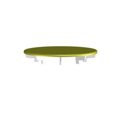 Декоративная крышка HL (Hutterer Lechner) 522.2 высококачественная латунь 113 мм