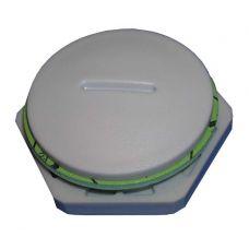 Заглушка HL (Hutterer Lechner) 801B/M50 для монтажного элемента HL801 резьбой М50
