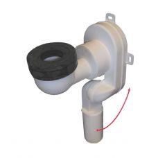 Сифон HL (Hutterer Lechner) 431 для писсуаров с вертикальным отводом