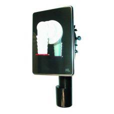 Сифон HL (Hutterer Lechner) 400 встроенный для стиральной или посудомоечной машины DN 40/50