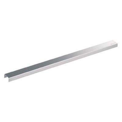 Решётка HL (Hutterer Lechner) 050S Стандарт для лотков HL50 из нерж стали высотой 2-16 мм под плитку