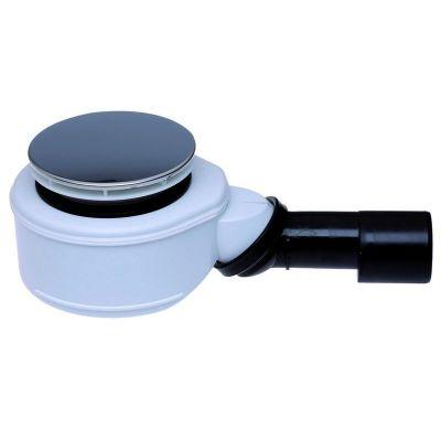 Сифон HL (Hutterer Lechner) 520F для душевого поддона с низкой высотой монтажа DN 40/50