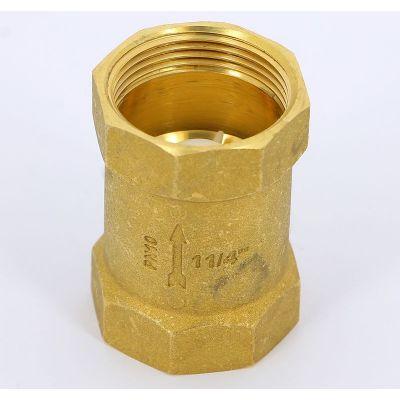 Клапан обратный ITAP 101 пружинный BLOCK с пластиковым затвором
