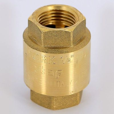 Клапан обратный ITAP 103 пружинный YORK с пластиковым затвором