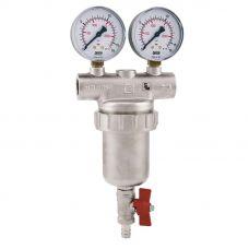 Фильтр ITAP 189 промывной с двумя манометрами