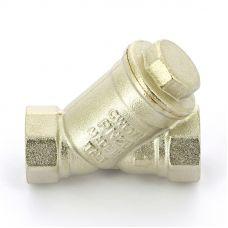 Фильтр косой ITAP 193 грубой очистки никелированный