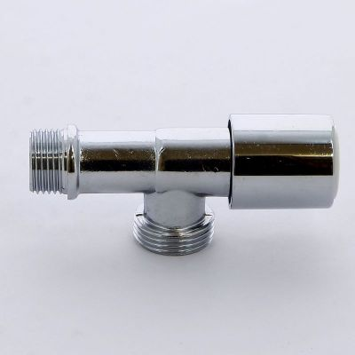 Вентиль ITAP 225 для стиральных машин удлиненный хромированный