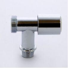 Вентиль ITAP 250 для стиральных и посудомоечных машин угловой хромированный