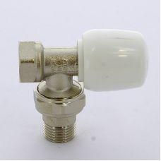 Вентиль ITAP 394 НВ угловой для радиаторов с разъемным соединением