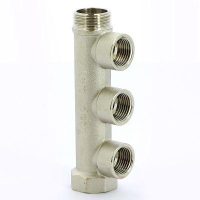 Коллектор распределительный ITAP 450 НВ 3/4' никелированный 1/2' ВР