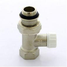 Вентиль ITAP 894 C НВ для радиаторов термостатический с разъемным соединением