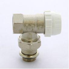 """Вентиль ITAP 994C НВ угловой для радиаторов термостатический с разъемным соединением 1/2"""""""
