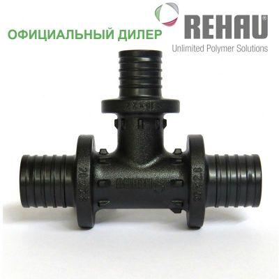 Тройник Rehau Rautitan 20-16-20 PX с уменьш боковым проходом