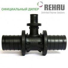 Тройник Rehau Rautitan 32-16-32 PX с уменьш боковым проходом