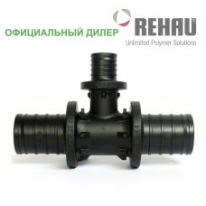 Тройник Rehau Rautitan 32-20-32 PX с уменьш боковым проходом