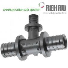 Тройник Rehau Rautitan 32-25-32 PX с уменьш боковым проходом