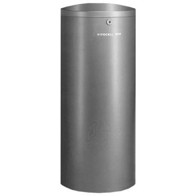Бойлер Viessmann Vitocell 300-V EVIA-A 200 л косвенного нагрева, серебристого цвета