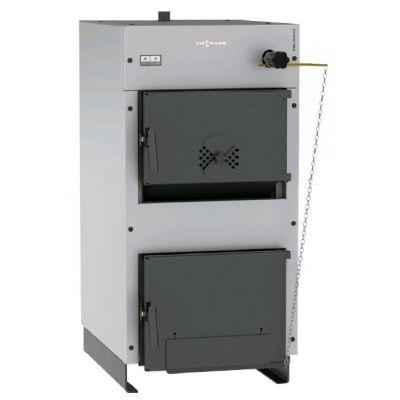 Котел твердотопливный Viessmann WBS Ligna 50 30 кВт
