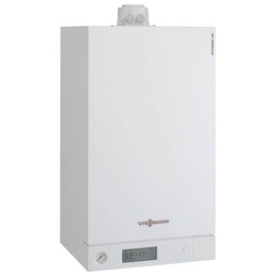 Котел Viessmann Vitodens 100-W 35 кВт двухконтурный (сжиженный газ)
