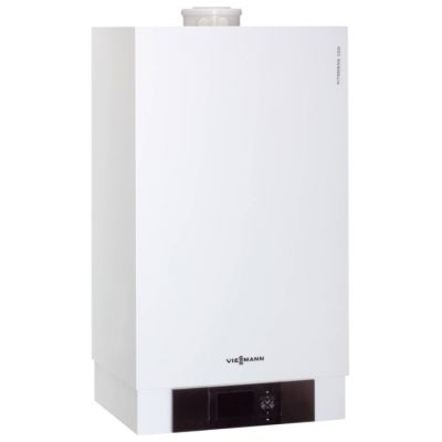 Котел Viessmann Vitodens 200-W 35 кВт Vitotronic 200 HO2B (двухконтурный)