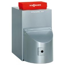 Котел Viessmann Vitorond 100 VR2B 80 кВт с Vitotronic 200 KO2B (с жидкотопливной горелкой Vitoflame 200)