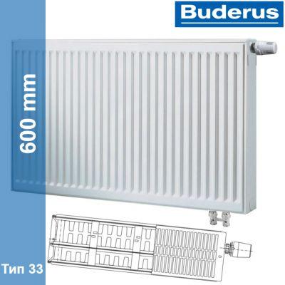 Радиатор Buderus Logatrend VK-Profil 33 600 2000