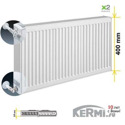 Радиатор Kermi FKO 12 400 2000
