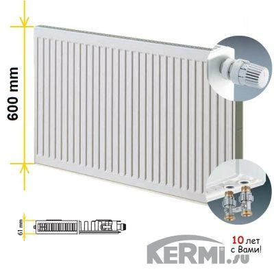 Радиатор Kermi FTV 11 600 800