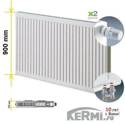 Радиатор Kermi FTV 12 900 1100