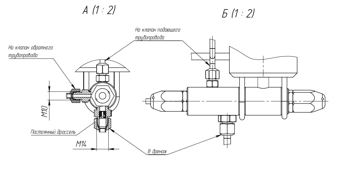 Система защиты Broen АЗПД-20-100/16-6 - нажмите, чтобы увеличить