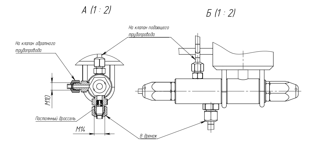 Система защиты Broen АЗПД-20-80/16-5 - нажмите, чтобы увеличить